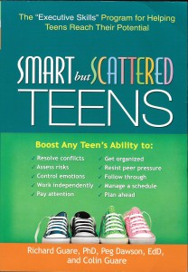 Smart but Scattered Teen