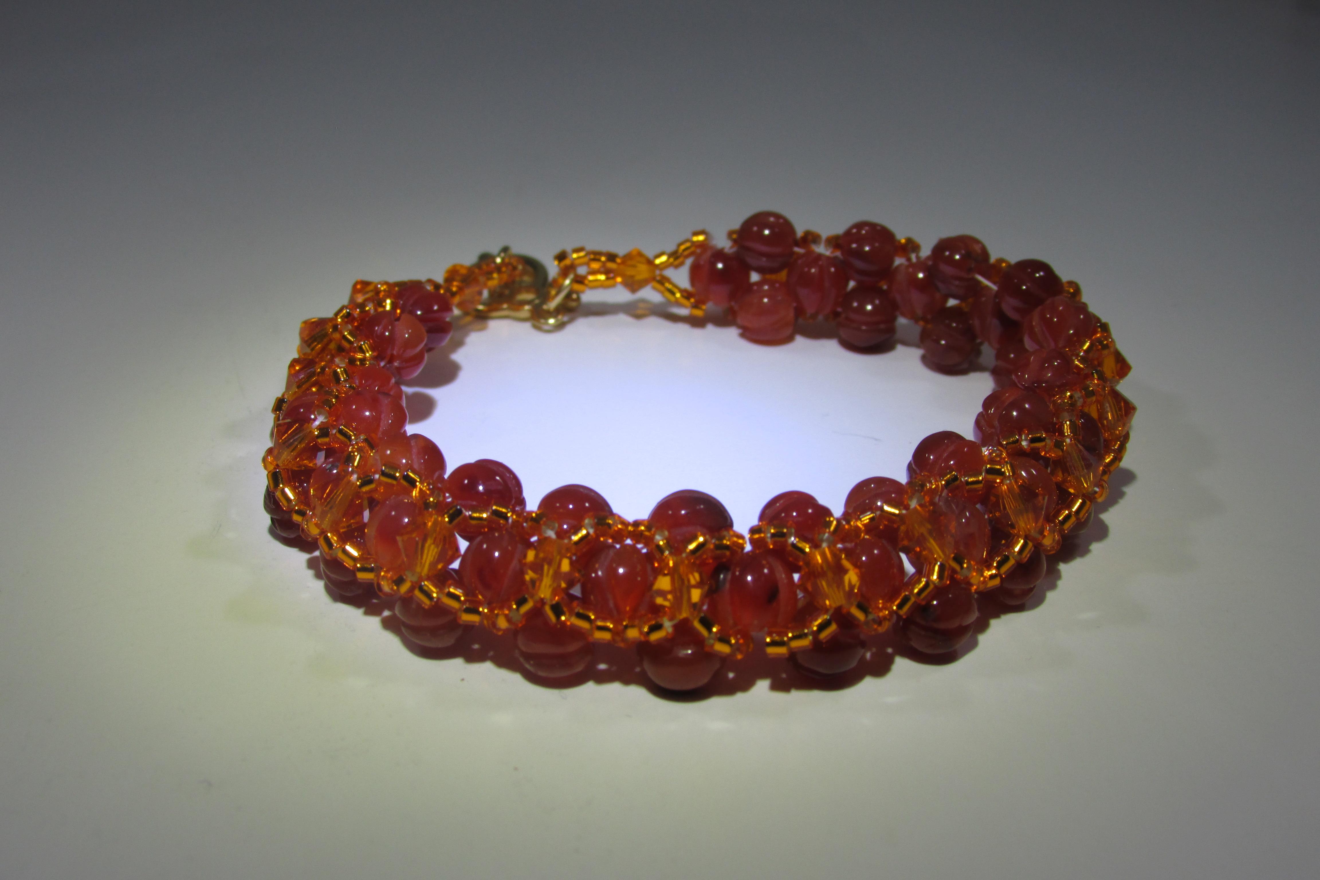 Orange Acceptance Bracelet 655e591a66
