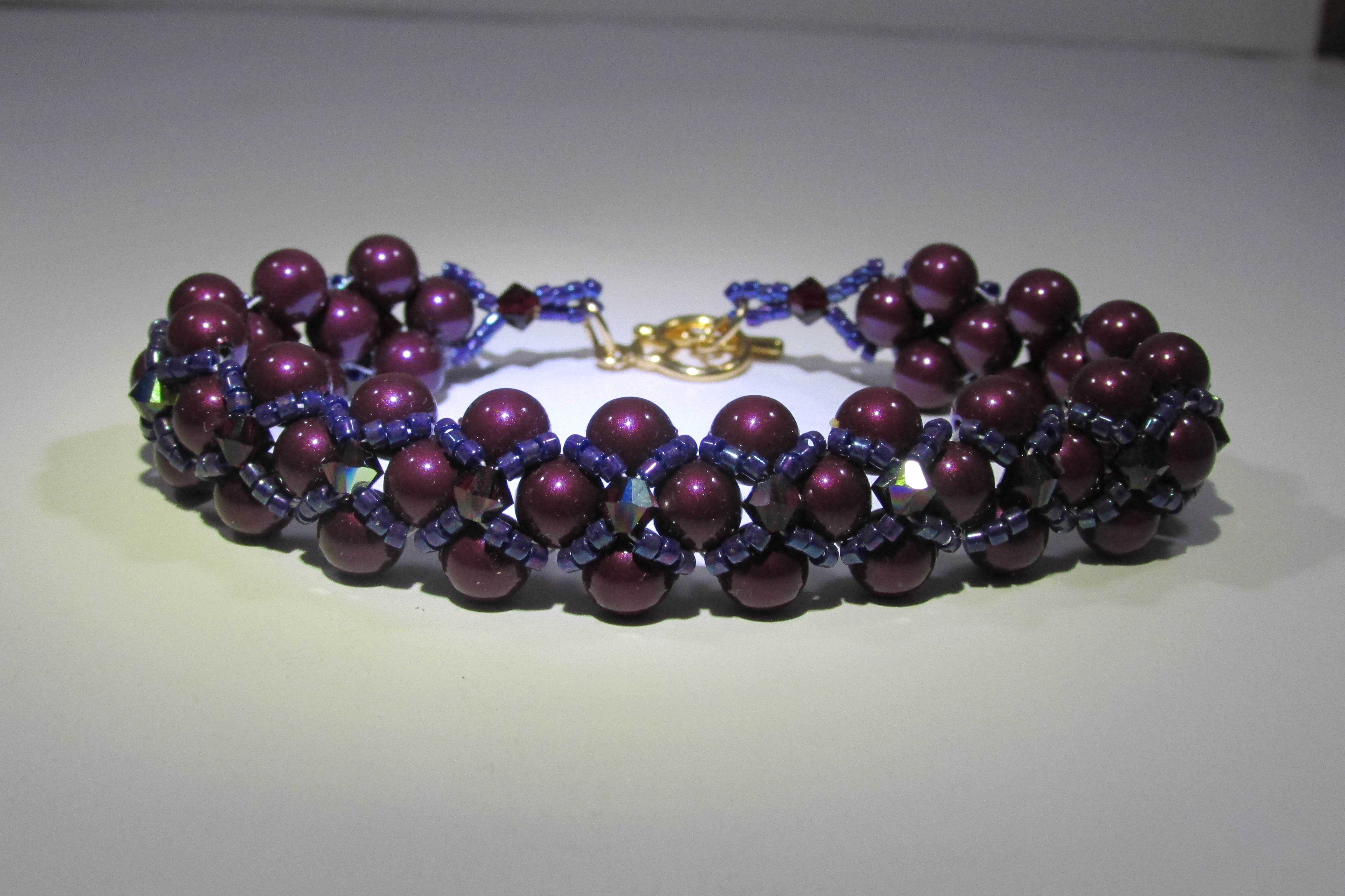 a6512f905f14d4 Purple Acceptance Bracelet