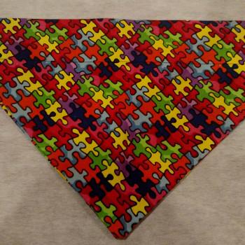 Autism small bandanna