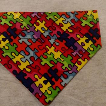 Autism xsmall bandanna