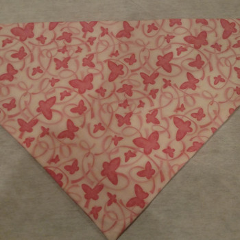 Breast Cancer Dog Bandanna