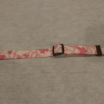 Breast Cancer Dog Collar